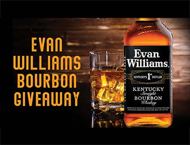 Evan Williams Bourbon Giveaway