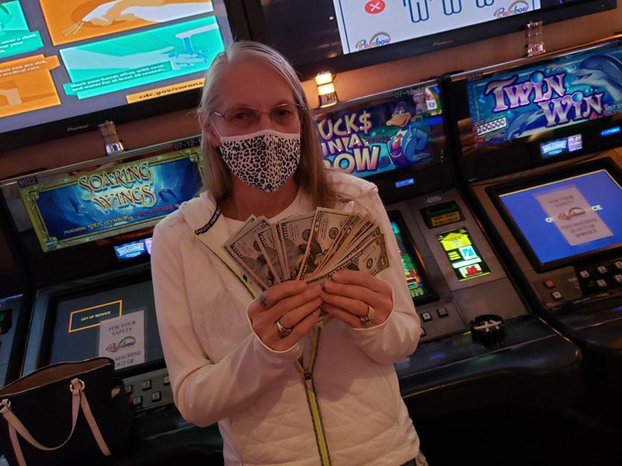 Patricia - Rainbow Club Casino