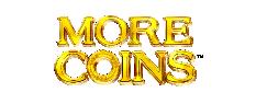 More Coins Game Slot logo