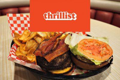 Thrillist - Burger and Fries